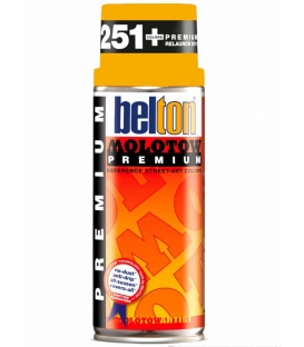 Molotow Belton Sprey Boya 010 Melon Yellow 400 ml