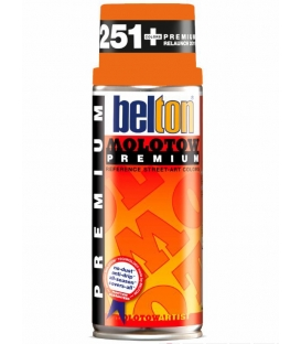 Molotow Belton Sprey Boya 013-Orange  Light 400 ml