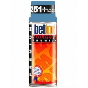 Molotow Belton Sprey Boya 100-Jeans Blue 400 ml