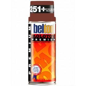 Molotow Belton Sprey Boya 204-Cocoa 400 ml