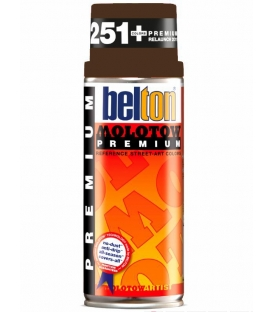 Molotow Belton Sprey Boya 208-Chocolate Brown 400 ml