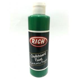 Rich Yeşil Kara Tahta Boyası 260cc