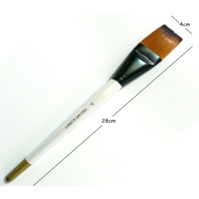 "Rich Art Düz Kesik (Flat Shader) Fırça N:1,5"" (4cm)"