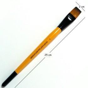 Rich Art Düz Kesik (Flat Shader) Fırça N:1 (2cm)