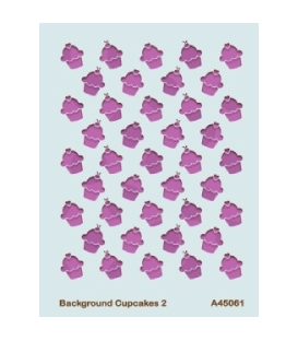 Background Stencil A4-5061