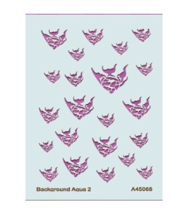Background Stencil A4-5068
