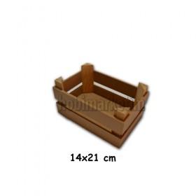 MDF Kasa MİNİ Boy 14x21 cm N:0