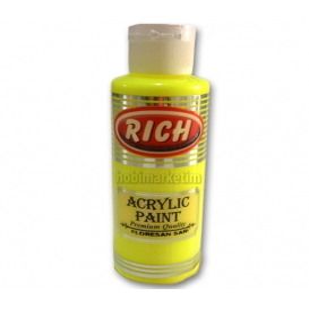 Rich Akrilik Floresan SARI 130 ml