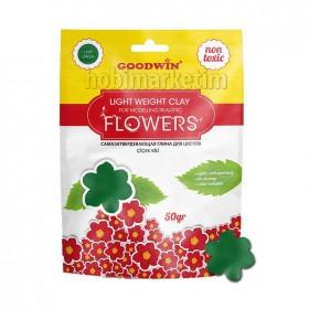 Goodwin ÇİÇEK Kili Yaprak Yeşili 50 gr