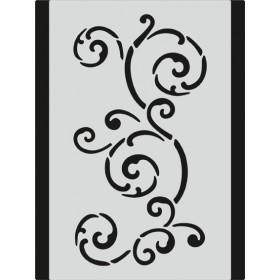 M076 Stencil 14x20 cm