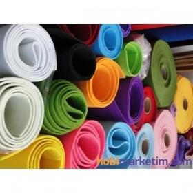 Kalın Keçe Kumaş 5 Renk Set-4 50x50cm
