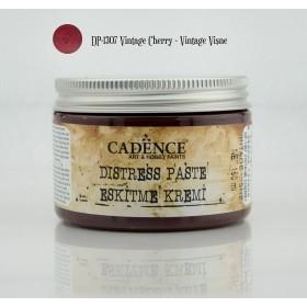 Cadence Distress Paste/Eskitme Kremi DP-1307 Vintage Vişne 150 ml