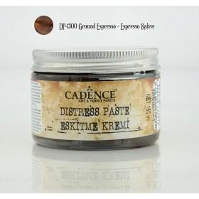 Cadence Distress Paste/Eskitme Kremi DP-1300 eSPRESO KAHVE 150 ml