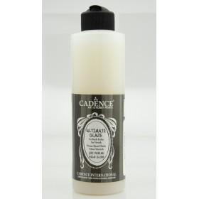Cadence Ultimate Glaze Su Bazlı Sır Vernik 250 ml