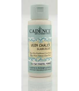 Cadence Very Chalky Glass CG-1341 Pastel Pembe-Pastel Pink 59 ml