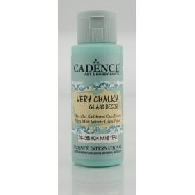 Cadence Very Chalky Glass CG-1355 Açık Nane Yeşili-Light Mint Green 59 ml
