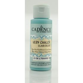 Cadence Very Chalky Glass CG-1356 Ultramarine Yeşil 59 ml