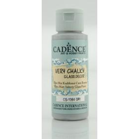 Cadence Very Chalky Glass CG-1364 Gri- Gray 59 ml