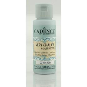 Cadence Very Chalky Glass CG-1375 Aqua 59 ml