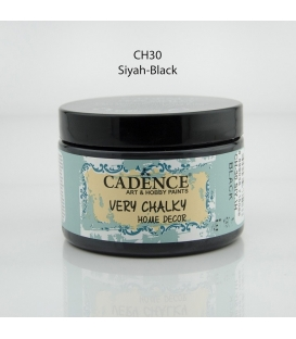 Very Chalky Home Decor CH30-SiYAH 150ml