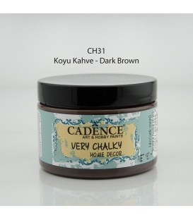 Very Chalky Home Decor CH31-KOYU KAHVE 150ml