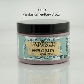 Very Chalky Home Decor CH13-PEMBE KAHVE 150ml