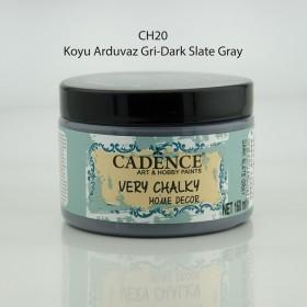 Very Chalky Home Decor CH20-KOYU ARDUVAZ GRi 150ml
