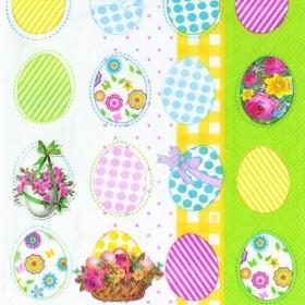 IHR Peçete Şeker Yumurtalar L-492220 Özel Desen 33x33