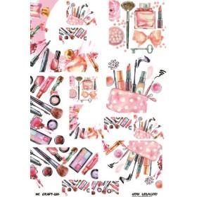 Ms Craft Dekupaj 35x50 LSD 201