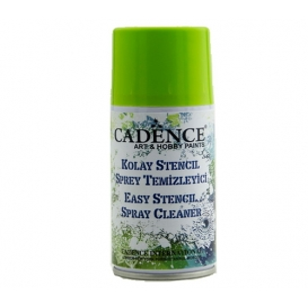 Cadence Kolay Stencil Sprey Temizleyici 150ml