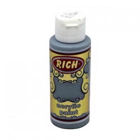 Rich 176 Gri Mavi 70 ml Ahşap Boyası