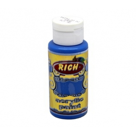 Rich 178 Mavi 70 ml Ahşap Boyası