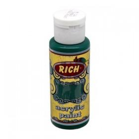 Rich 206 Zümrüt 70 ml Ahşap Boyası