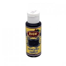 Rich 230 Siyah 70 ml Ahşap Boyası