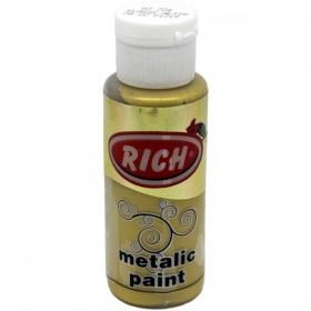 Rich 724 Klasik Altın 70 ml  metalik Boyası