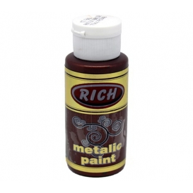 Rich 861 Metalik Antik Bakır 70 ml Metalik Ahşap Boyası
