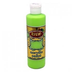 Rich 200 Fıstık Yeşili 260 ml Akrilik Boya