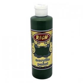 Rich 210 Yağ Yeşili 260 ml Ahşap Boyası