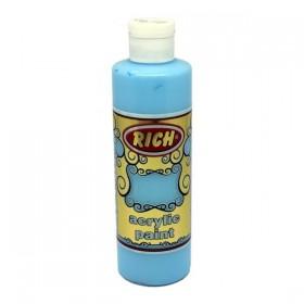 Rich 174 Açık Mavi  260 ml Akrilik Boya
