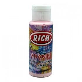 Rich Enamel Boya 350 Bebe Pembe 70 ml.