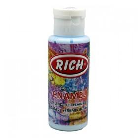 Rich Enamel Boya 348 Bebe Mavi 70 ml.