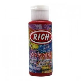 Rich Enamel Boya 309 Ruj Kırmızısı 70 ml