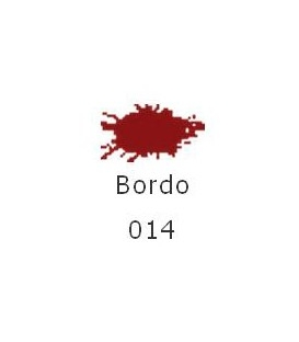 Tex.co 014 Bordo 45ml Kumaş Boyası