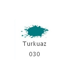 Tex.co 030 Turkuaz 45ml Kumaş Boyası