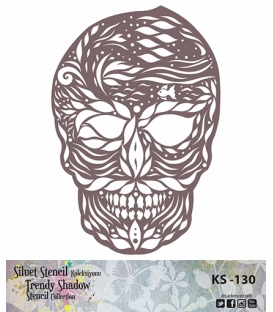 Cadence Siluet Trendy Shadow Stencil KS-130