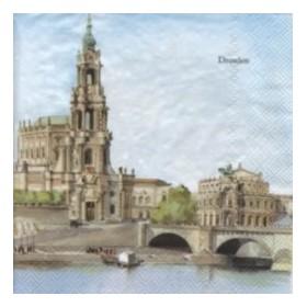 IHR Dresden L-452000 Özel Desen 33x33cm