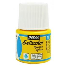 Pebeo Setacolor Opak Kumaş Boyası 13 Butter Cup