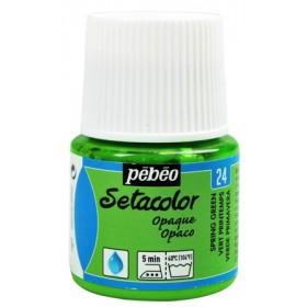 Pebeo Setacolor Opak Kumaş Boyası 24 Spring Green
