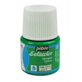Pebeo Setacolor 82 Leaf Green (Yaprak) Opak Kumaş Boyası