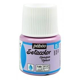 Pebeo Setacolor 85 Lila Opak Kumaş Boyası